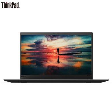 联想ThinkPad X1 Carbon 2018  14英寸高端商务轻薄笔记本电脑(i7-8550U 8G 256GSSD 背光键盘 FHD)黑色