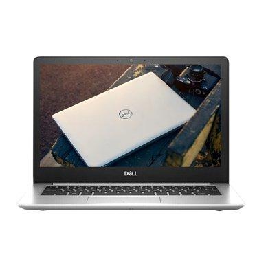 戴尔(DELL) 金属超极本灵越5370 13.3轻薄便携商务学生游戏笔记本电脑 I3-8130U 2.2GHZ 4GB内存 128GB固态 WIN10  银色、元気粉可选
