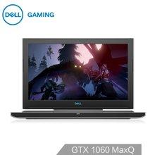 戴尔DELL游匣G7 15.6英寸游戏笔记本电脑(i9-8950HK 16G 128GSSD+1T GTX1060MQ 6G 背光键盘 指纹 IPS)白