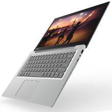聯想(Lenovo)Ideapad S130-14  14英寸英特爾四核超輕薄商務筆記本 辦公娛樂固態便攜  【N5000 4G 256G固態 win10 正版office】銀色