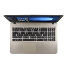华硕(ASUS)顽石X500UB8250 15.6英寸大屏轻薄商务本便携本学生笔记本电脑(8代酷睿i5-8250U  4G 1TB硬盘 MX110-2G独显 win10 )黑金