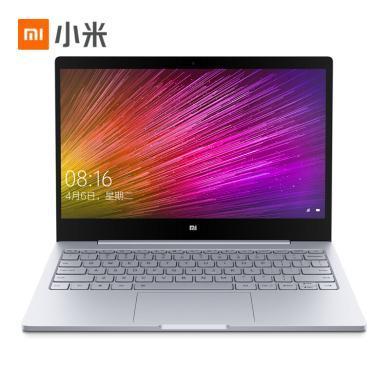 小米(MI) Air 2019款 12.5英寸全金属超轻薄笔记本电脑(Core M3-8100Y 全高清屏 背光键盘)