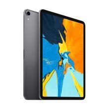Apple iPad Pro 11英寸平板电脑 2018年新款(WLAN版-全面屏-A12X芯片-Face ID )
