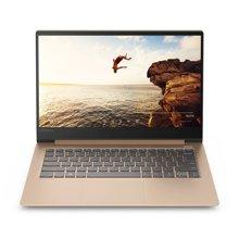 联想(Lenovo)小新Air 14英寸轻薄办公笔记本 超级本 酷睿8代i5 金色i5-8250U 8G 256G固态 标配 MX150满血版2G独显 win10