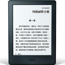 Kindle 电纸书阅读器 电子书墨水屏 入门款6英寸WIFI黑色