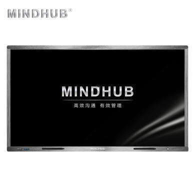 MINDHUB会议平板65寸安卓6.0标准版(单机) 商务会议电视触摸一体机电子白板无线投影教学(MINDHUB会议平板65寸安卓6.0标准版(单机))