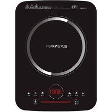 九陽(Joyoung) 電磁爐新款2200W大功率大火灶炫酷旋控電磁灶C22-LX3  配贈:櫸木鑄鐵炒鍋1個