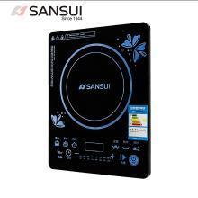山水(SANSUI)整版觸摸感應一鍵通操作 觸摸電磁爐 SC-2009