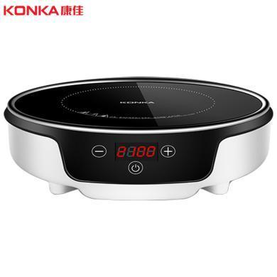 KONKA/康佳 09家用電磁爐智能觸控精準溫控 爆炒電池爐灶
