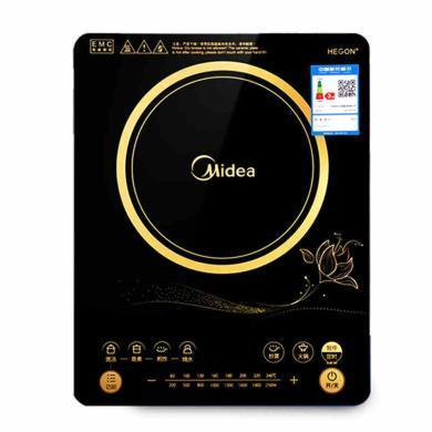 美的(Midea) C21-RT2169酷薄觸摸電磁爐家用爆炒多功能電磁爐