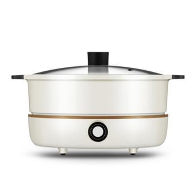 九陽(Joyoung)家用IH電磁加熱多功能分體式鴛鴦火鍋電磁爐C21-HG3