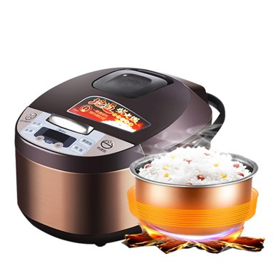 美的(Midea)MB-FS3073智能電飯煲鍋家用預約迷你3l小飯煲