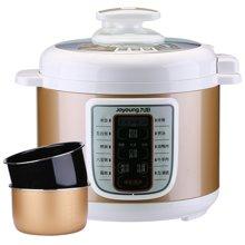 九阳 JYY-50YL6 电压力煲多功能家用全自动电压力锅双胆高压锅5L可预约