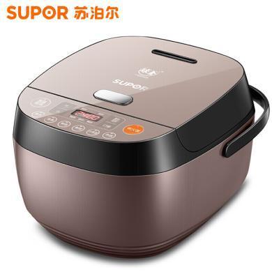 蘇泊爾(SUPOR)電飯煲3升 智能精鐵球釜 IH電磁加熱球釜電飯鍋  CFXB30HC35-120 3L