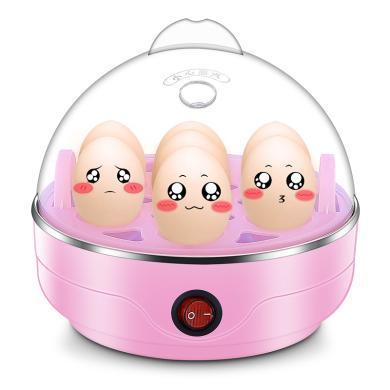 yoice/优益 Y-ZDQ1新款多功能单层煮蛋器自动断电 迷你蒸蛋器