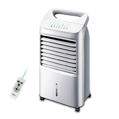 Midea美的 AD100-U 空调扇冷暖两用四季皆宜节能长定时健康负离子