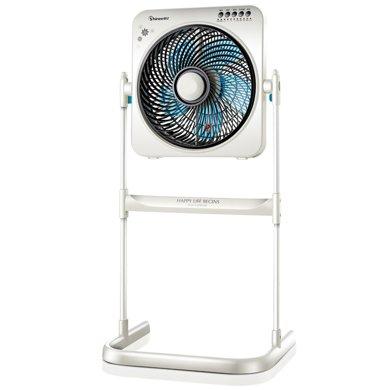 賽億(Shinee)遙控電風扇/升降轉頁扇/落地式換氣鴻運風扇KYTS30-6A