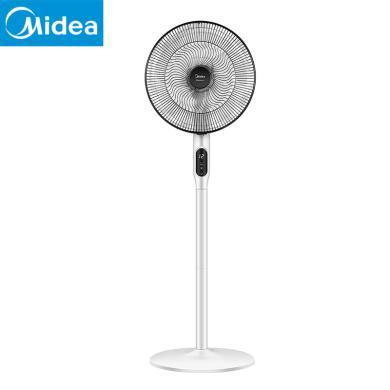 美的電風扇SDC35DR家用落地扇立式變頻遙控靜音搖頭客廳電扇省電