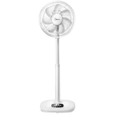 美的臺地扇風扇FTS30-17A七葉臺式家用靜音機械扇