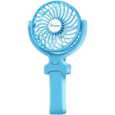 赛亿(Shinee)可充电风扇/USB手持小风扇/学生迷你便携可折叠台式移动小风扇FSC-02