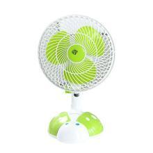Yoice/優益甲殼蟲祥瓏風扇迷你電風扇家用臺式學生宿舍搖頭夾扇 XL-180B甲殼蟲