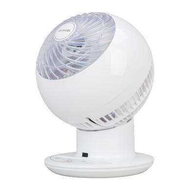 日本愛麗思(IRIS)空氣循環扇迷你電風扇渦輪扇家用靜音臺扇遙控定時搖頭扇 推薦25㎡左右搖頭SC15C