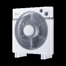 美的電風扇 轉頁扇KYT30-15AW 機械臺扇 家用靜音 四擋定時