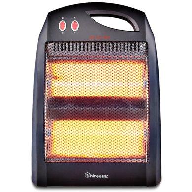 賽億(Shinee)取暖器家用取暖電器電暖器電暖氣臺式快熱石英管QH-1000H