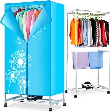 賽億(Shinee)干衣機家用烘衣機衣服烘干機器定時雙層多功能取暖器HG219R