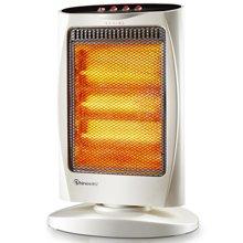 赛亿(shinee)取暖器家用取暖电器电暖器电暖气速热三管摇头石英管DP-12