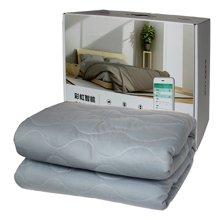 彩虹智能除螨雙人雙控安全電熱毯1888V(TT180*150-2XW) 尺寸:長1.8米*寬1.5米