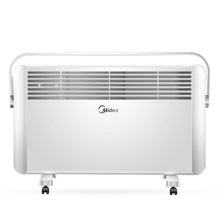 美的(Midea)NDK20-17DW 欧式居浴两用快热炉取暖器/电暖器/电暖气