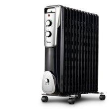 美的(Midea)NY2513-16J1W 電暖氣 13片油汀家用 取暖器