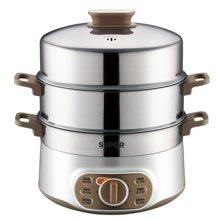 SUPOR/蘇泊爾 ZN28YK807電蒸鍋多功能大容量蒸汽鍋家用正正品
