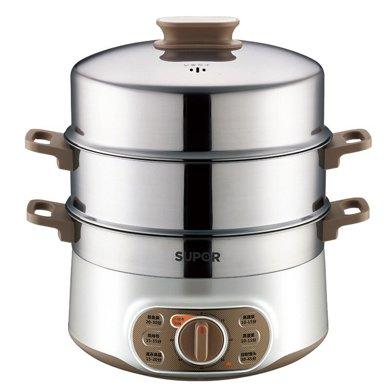 SUPOR/蘇泊爾 ZN28YK807電蒸鍋多功能大容量蒸汽鍋家用