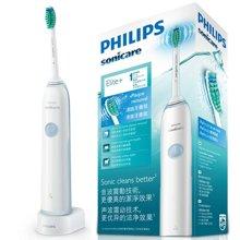 飞利浦(PHILIPS) 电动牙刷HX3216充电式声波震动牙刷 浅蓝色HX3216/01