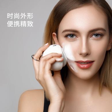 MIPOW潔面儀 多功能電動潔面儀 毛孔清潔美容臉部眼部 按摩美容儀潔面儀聲波電動毛孔清潔控油洗臉儀