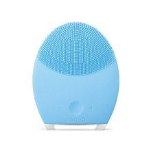 FOREO LUNA 2 露娜家用电动充电式毛孔清洁美容洗脸刷洁面仪 蓝色(1)