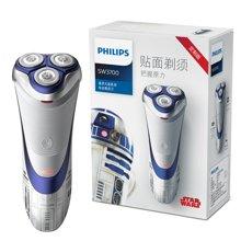 飞利浦(PHILIPS)电动剃须刀 星球大战系列刮胡刀 SW3700