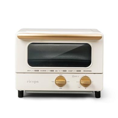 IRIS日本愛麗思電烤箱多功能家用迷你小型大功率烘焙烤箱EOT-01C