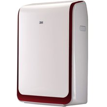 3M 空气净化器家用除甲醛雾霾KJEA3086-RD智能wifi静音款 净化器-炫目红