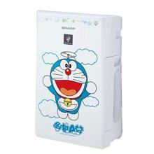 夏普(SHARP) KC-GD10-DM 除菌除PM2.5甲醛雾霾 加湿型空气净化器