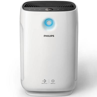 飛利浦(PHILIPS)空氣凈化器 除甲醛 除霧霾 除過敏原 除細菌 二手煙 病毒 AC2888/00