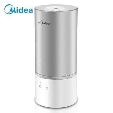 美的(Midea)SC-3A25 空氣加濕器 家用臥室空調房 辦公室靜音加濕 觸控面板 2.5L