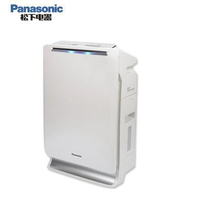 松下(Panasonic)空氣凈化器家用加濕靜音臥室除甲醛霧霾PM2.5 殺菌除異味除煙味 F-VDM30C