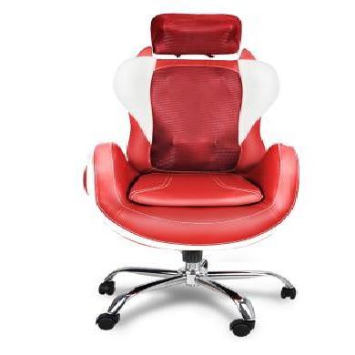 茗振(MZ)辦公按摩椅電腦椅老板椅旋轉椅多功能按摩器