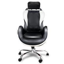 茗振(MZ)办公按摩椅电脑椅老板椅旋转椅多功能按摩器
