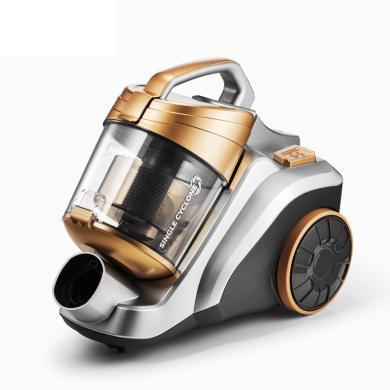 美的(Midea) 美的強力吸塵器家用靜音手持吸塵大功率除塵 VC12A1-FG
