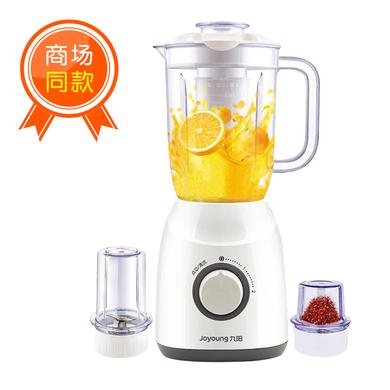 九陽(Joyoung)榨汁機可做果汁料理多功能輔食機攪拌機絞肉JYL-C19V