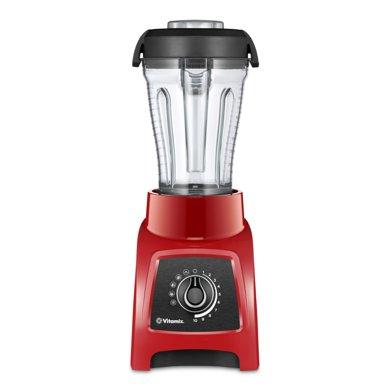 美国维他密斯(Vitamix)破壁机便携加热高速多功能料理家用搅拌S55(红)S30升级版